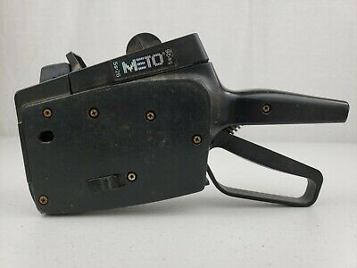 Meto 5s.26 Pricing Gun 1-line 5-digit Labeler Price Label Sticker Changer
