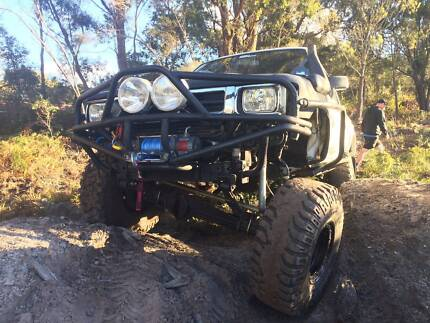 Toyota Hilux - highly modified Devonport Devonport Area Preview