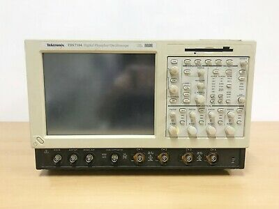 Tektronix Tds7104 1ghz Oscilloscope