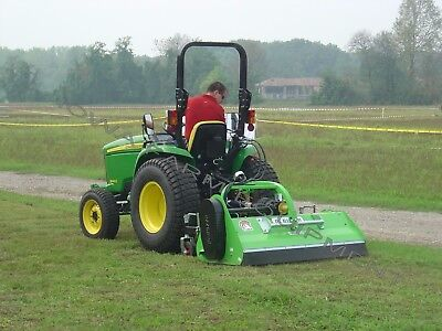 Flail Mower Mulcher Peruzzo Puma 1800 72 Front Or Rear 3-point Center Mount