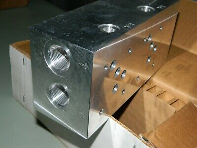 New Damanad05pb023b Aluminum Valve Manifold