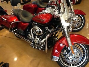 2013  Harley Road King Factory  Exhaust - New