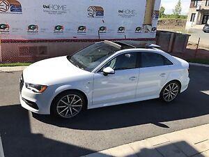 Audi A3 Progressiv S-Line