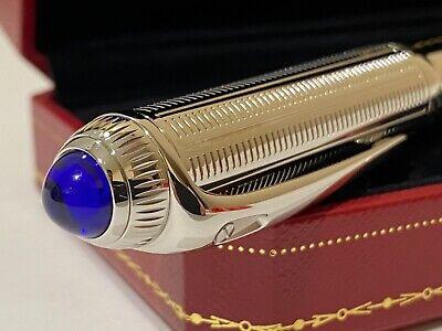 Cartier Roadster Fountain Pen, Diabolo, Vendome, Santos, Louis Cartier