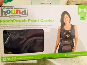 Outward Hound-front doggy carrier/backpack