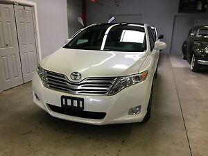 Toyota Venza Familiale 2011, AWD, CUIR, TOIT PANO, 4CYL, FINANCE