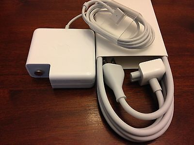 GENUINE ORIGINAL APPLE MACBOOK PRO RETINA MAGSAFE 2 85W AC POWER ADAPTER A1424