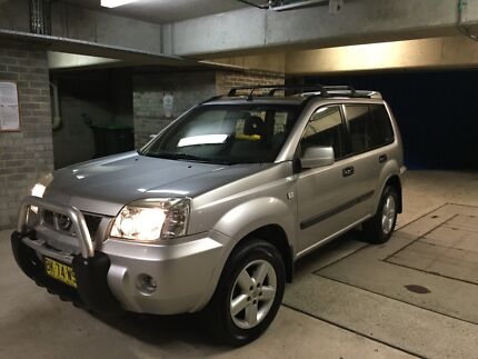 2007 Nissan X-trail Wagon Cronulla Sutherland Area Preview