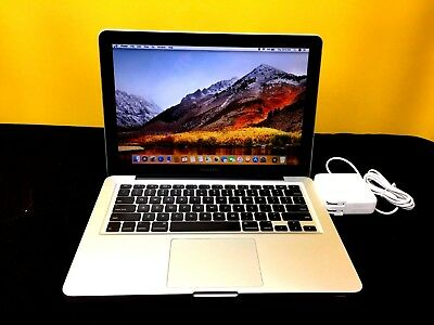 "Apple MacBook Pro 13"" 8GB OSx-2017 HIGH SIERRA 1TB SSD Hybrid - 1 YEAR WARRANTY"