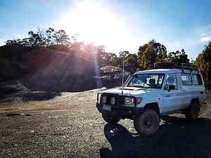 07 VDJ78R Land Cruiser Troopcarrier Berwick Casey Area Preview