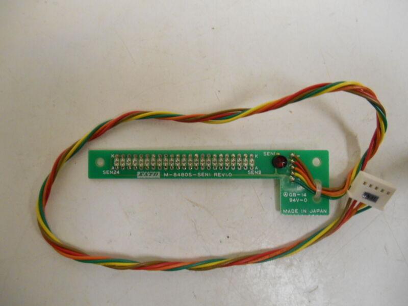 New Sato M8480S-SEN1 Pitch Sensor Board Rev. 1.0