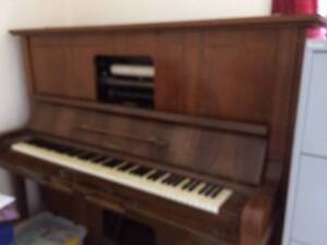 Beale Pianola Largs Maitland Area Preview