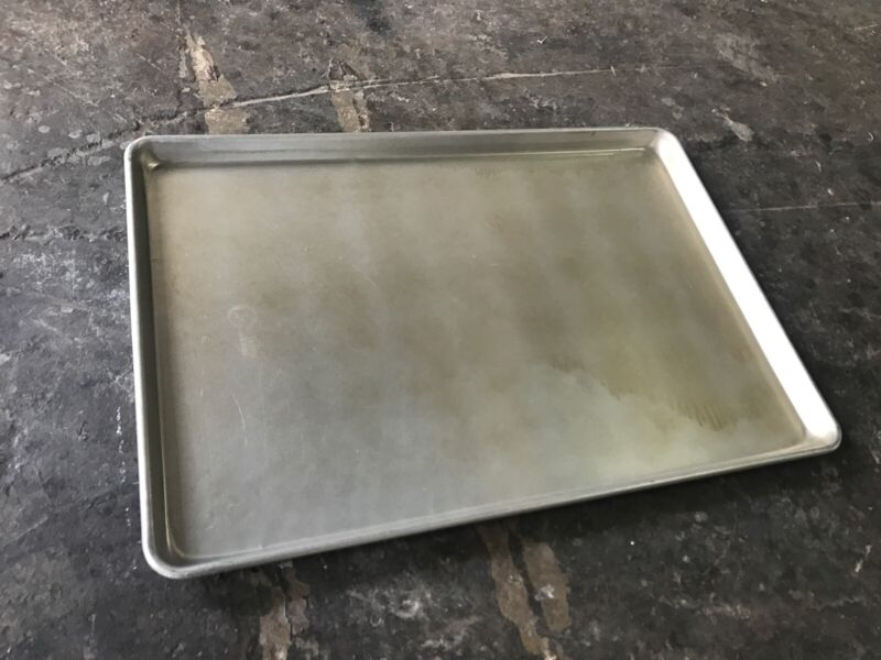 Lot Of 20 28x18 Commercial Baking Pans Chicago Metallic