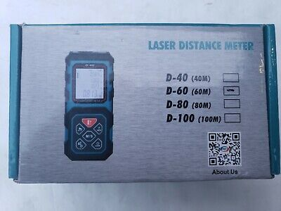 Makingtec Laser Measure 190ft Minft Laser Distance Meter5 Measurement 60m
