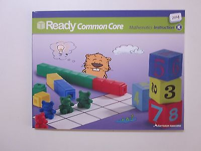Common Core Kindergarten (Ready Common Core Kindergarten Grade K Mathematics Instruction)