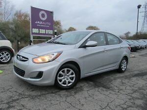 2013 Hyundai ACCENT L  CLEAN CAR PROOF CLEAN CONDITION HEATED SE