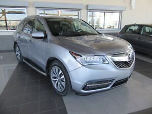 2016 Acura MDX Navigation Package ACURA WATCH,FACTORY WARRANT...