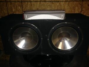 Big bass 12 inch subs