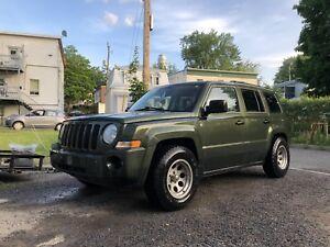 Jeep Patriot 2008 4x4 - North Edition