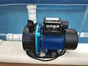 POOL/SPA BATH PUMP (ONGA-AUSTRALIAN MADE) Liverpool Liverpool Area Preview