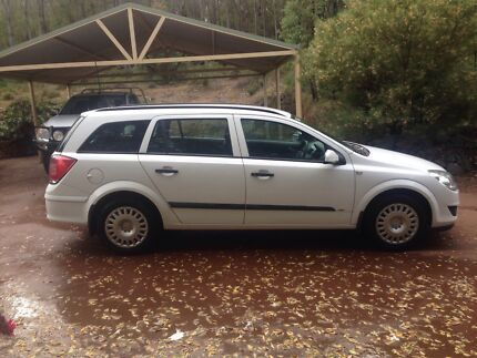 2007 Holden Astra Wagon East Victoria Park Victoria Park Area Preview