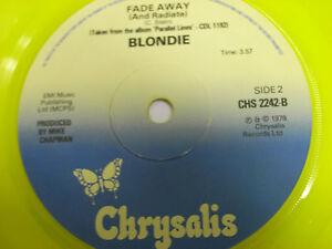 Blondie Yellow 7