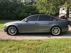 Audi S4 2014 3.0 supercharged