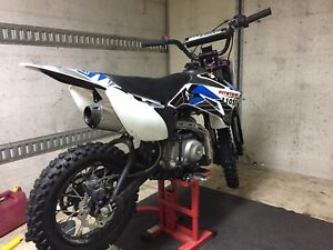 2011 Pitster Pro 110ss