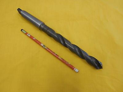 20.5 HSS 3MT Metric Taper Shank Drill Bit