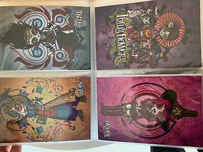 CATRINAS coleccion de las 108 photocards ( se incluye archivador ).