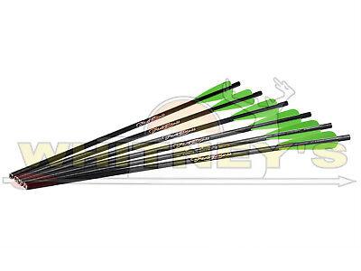 "Excalibur Firebolt Crossbow / Xbow Bolt / Arrows 20""  6 Pack"