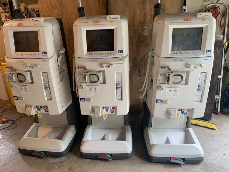 Gambro Phoenix Dialysis Machine
