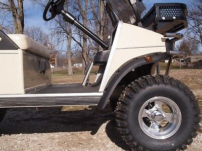 Club Car DS Golf Cart Fender Flares Automotive Styling