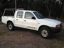 Ford courier 1999 4x4 Newcastle Newcastle Area Preview