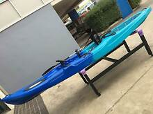 4.2m Fishing Kayak - 5x rod holder - Brand New Seat & Paddle Albion Park Shellharbour Area Preview