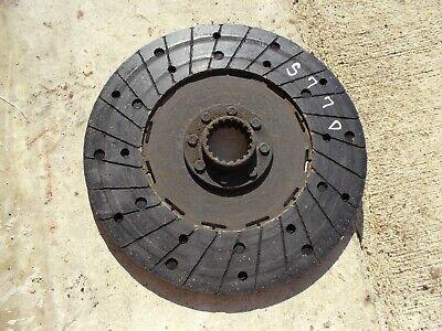 Oliver Super 77 Diesel Tractor D Clutch Disk
