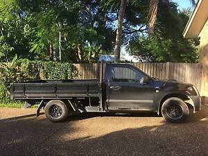 2007 Holden Rodeo Ute Fingal Head Tweed Heads Area Preview