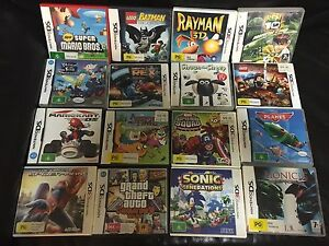 Ds/3Ds Games Maroubra Eastern Suburbs Preview