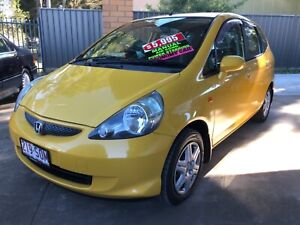 2007 Honda Jazz 5 Speed Manual
