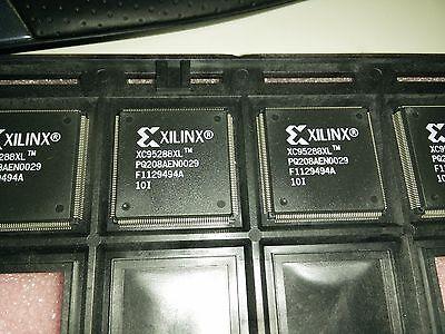 1x Xilinx Xc95288xl10pq208i Cpld Xc9500xl 6.4k Gates 288 Mcrclls 111.1mhz