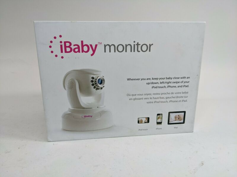 iBaby Monitor M3s WiFi Digital Video Monitor with Night Vision and Two-way Audio