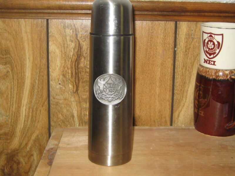 Grand Lodge of A.F.& A. M. of Maryland Thermos Bottle       j3