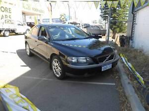 2002 Volvo S60 Auto 2.4L AWD - 4 Door Sedan Wangara Wanneroo Area Preview