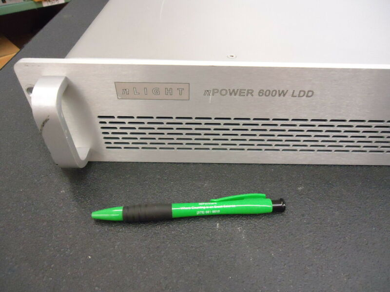 nLight 31-00121-05 Laser Diode Driver 600W
