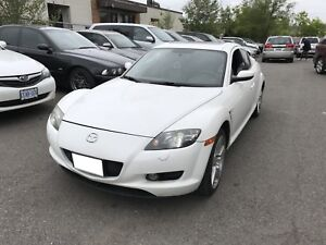 Mazda RX8 Fully Loaded, with Leather, Sunroof, and More