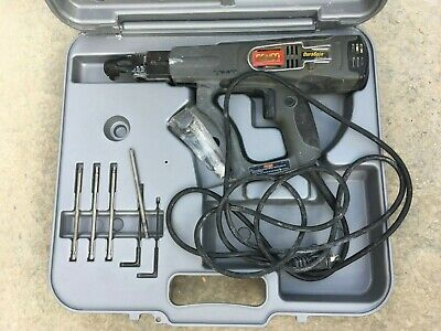 Senco Duraspin Ds200-ac Corded Collated Drywall Screwdriver W Case