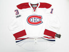 PRICE MONTREAL CANADIENS AWAY NHL 100TH ANNIVERSARY REEBOK EDGE 2.0 7287 JERSEY