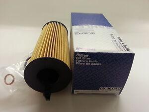 BMW 116D 118D 120D 123D E81 E82 E87 E88 Oil Filter Genuine Mahle OX361/4D 2007-