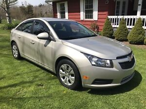 For Sale 2014 Chevy Cruze LT