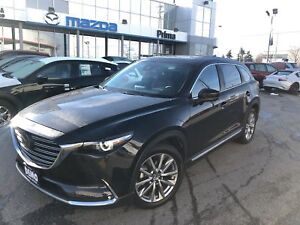 2018 Mazda CX-9 Signature, MANAGER`S DEMO, TOP OF THE LINE